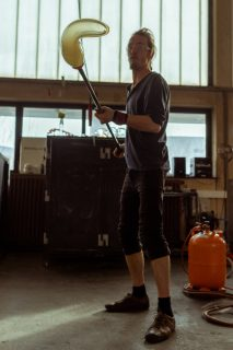 Philipp Weber: Of Movement and Material